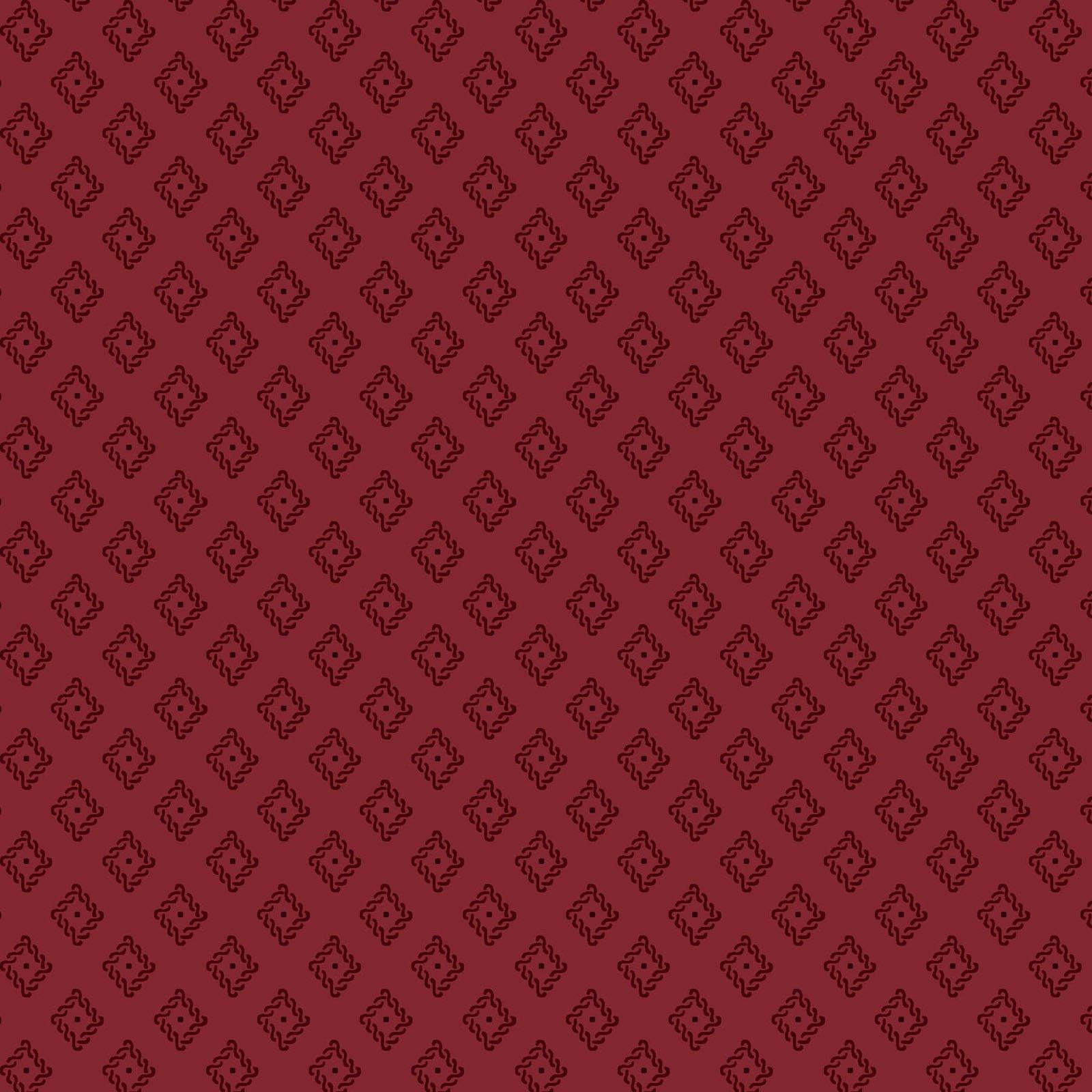 Ruby - Foulard - Red