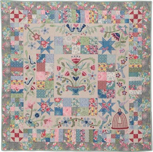 Paper Garden - BOM pattern set