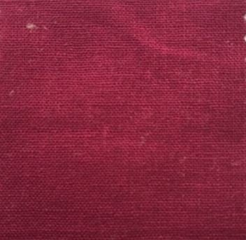 Purity Hanky Linen - Wine