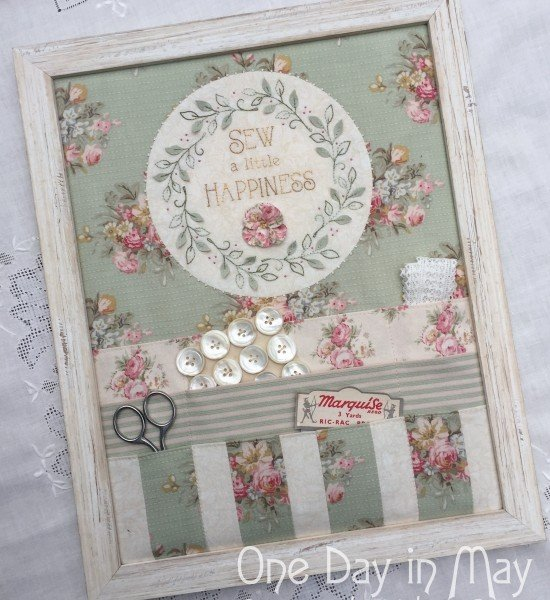 Sew Tidy - Tools and Notions Keep
