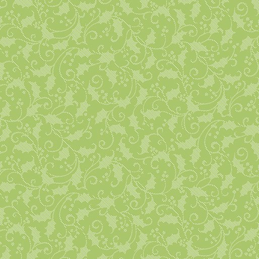 Holly Shadow - Lime