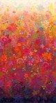 Arabesque - Fanciful Flourish - Pomengranate