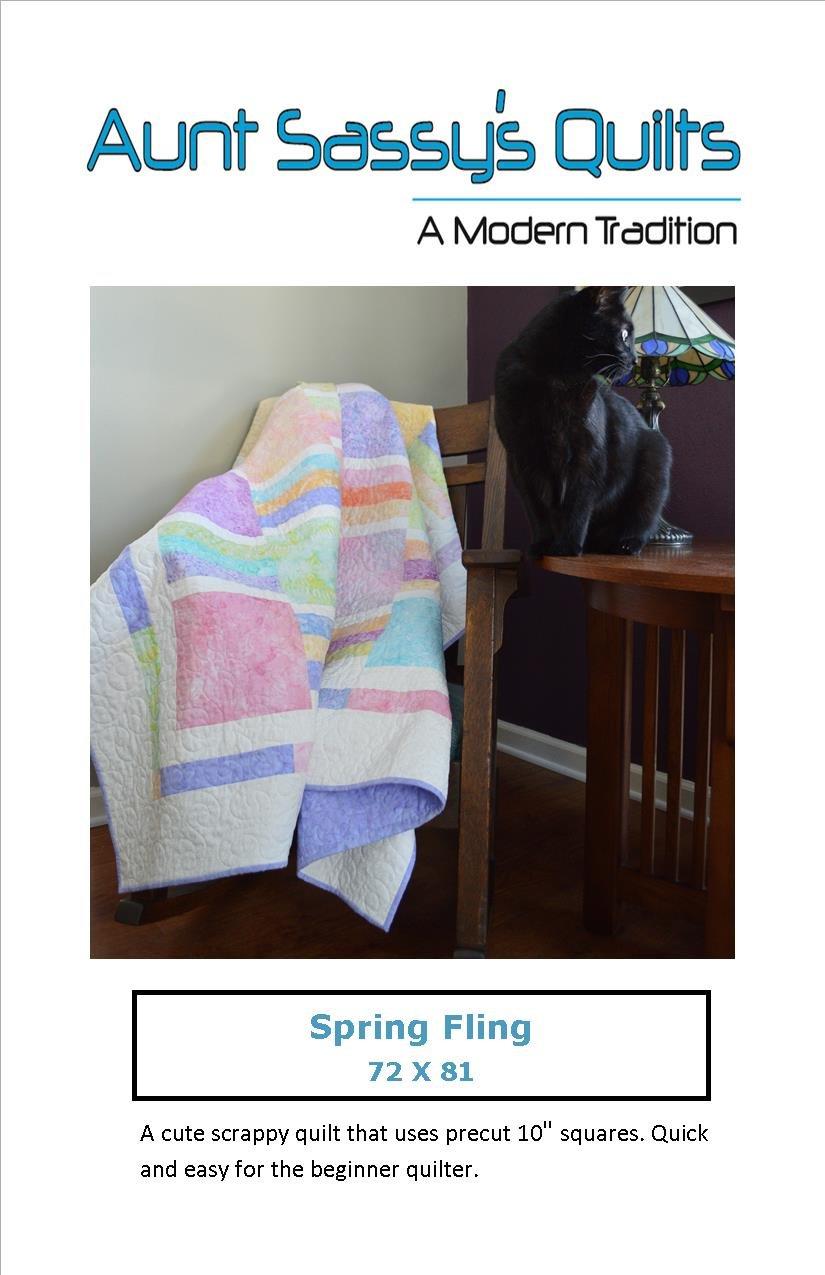 Spring Fling Pattern
