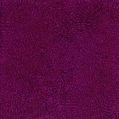 Rayon Batik - Hummingbird Punch