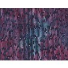 Blue/Pink Ikat Batik