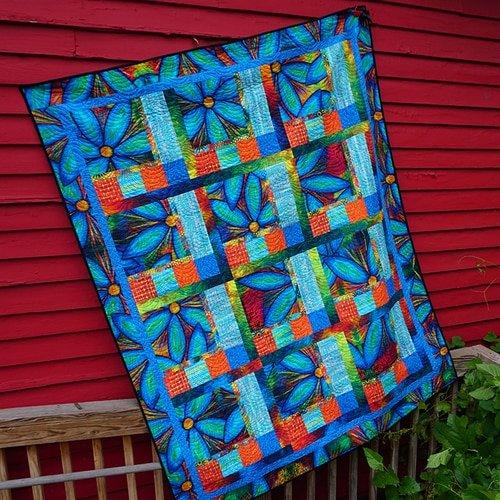 Window Panes Quilt Kit