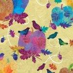 Autumn Hues - Pumpkins - Gold