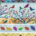 Autumn Hues - Border