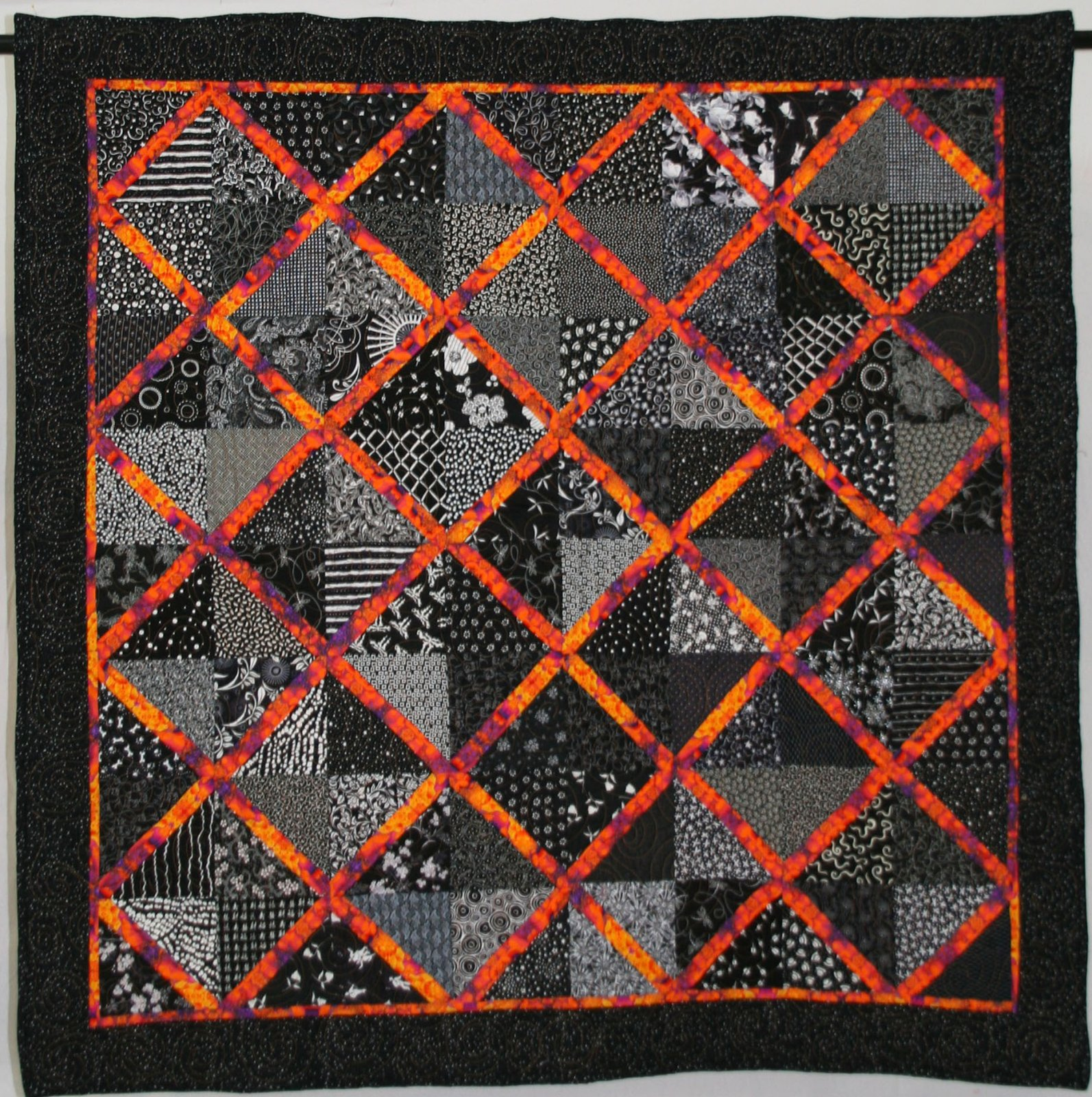 friday hours class quilt quilts morning s durham guild articles orange happening twisted what quilters triangles