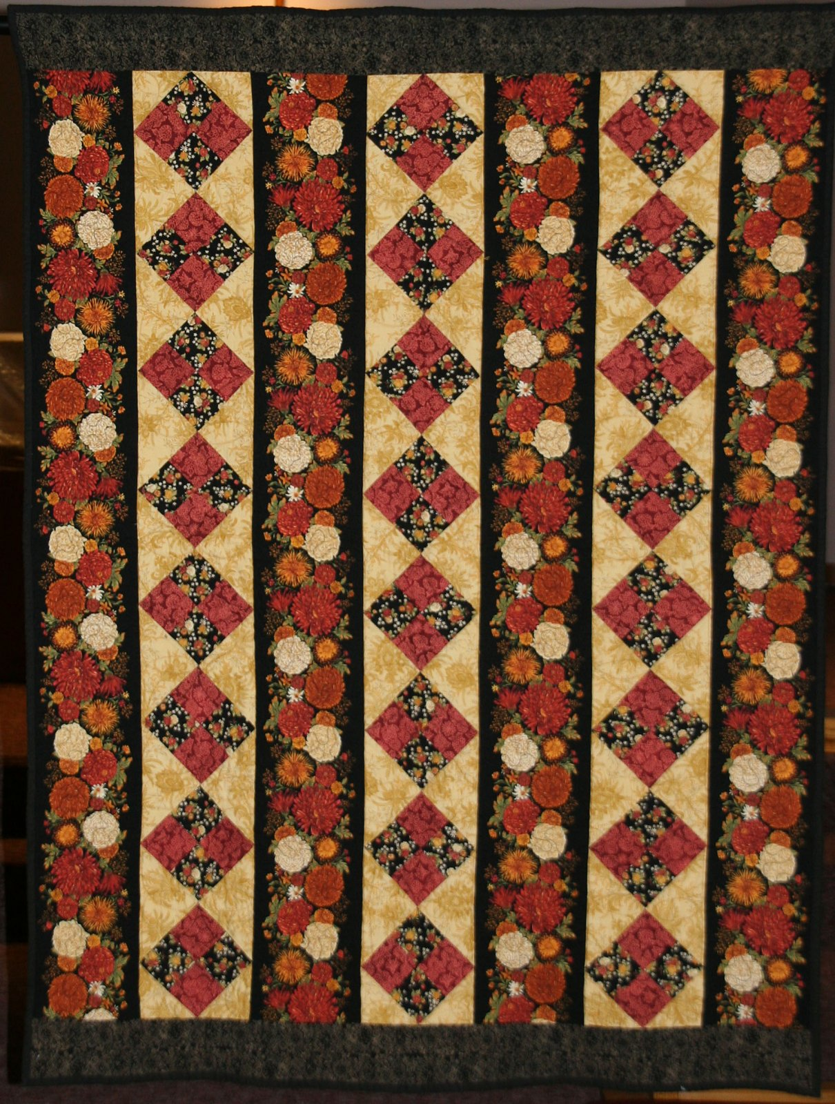 quilt my in collection quilts vintage and antique orange