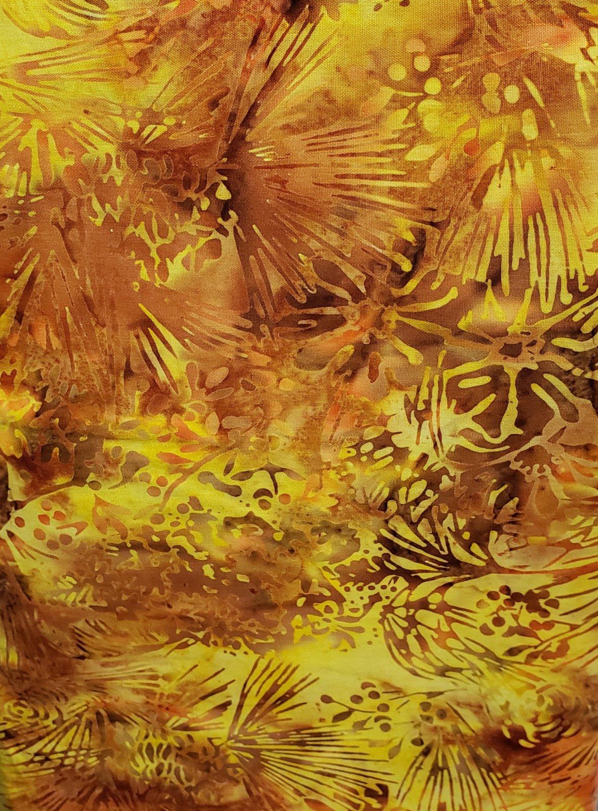 Island Batik Montana Memories SHO5-122015281 Burnished Copper