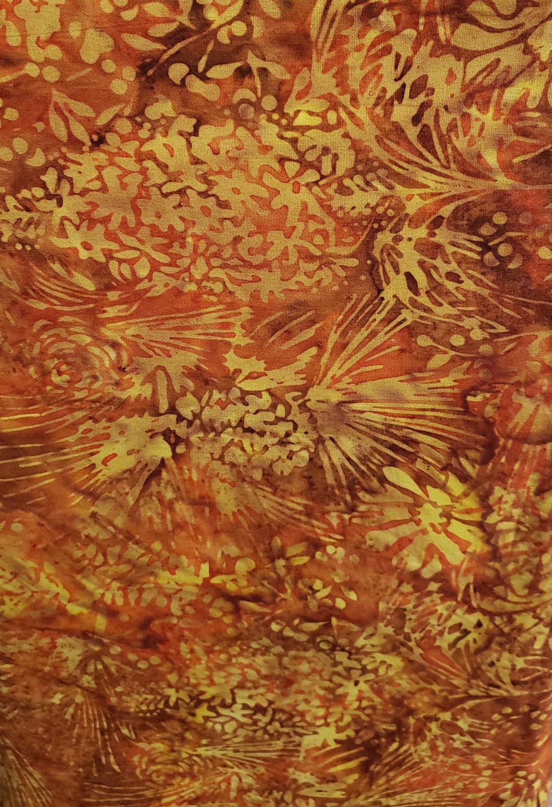 Island Batik Montana Memories SHO5-122004081 Spiced Nutmeg