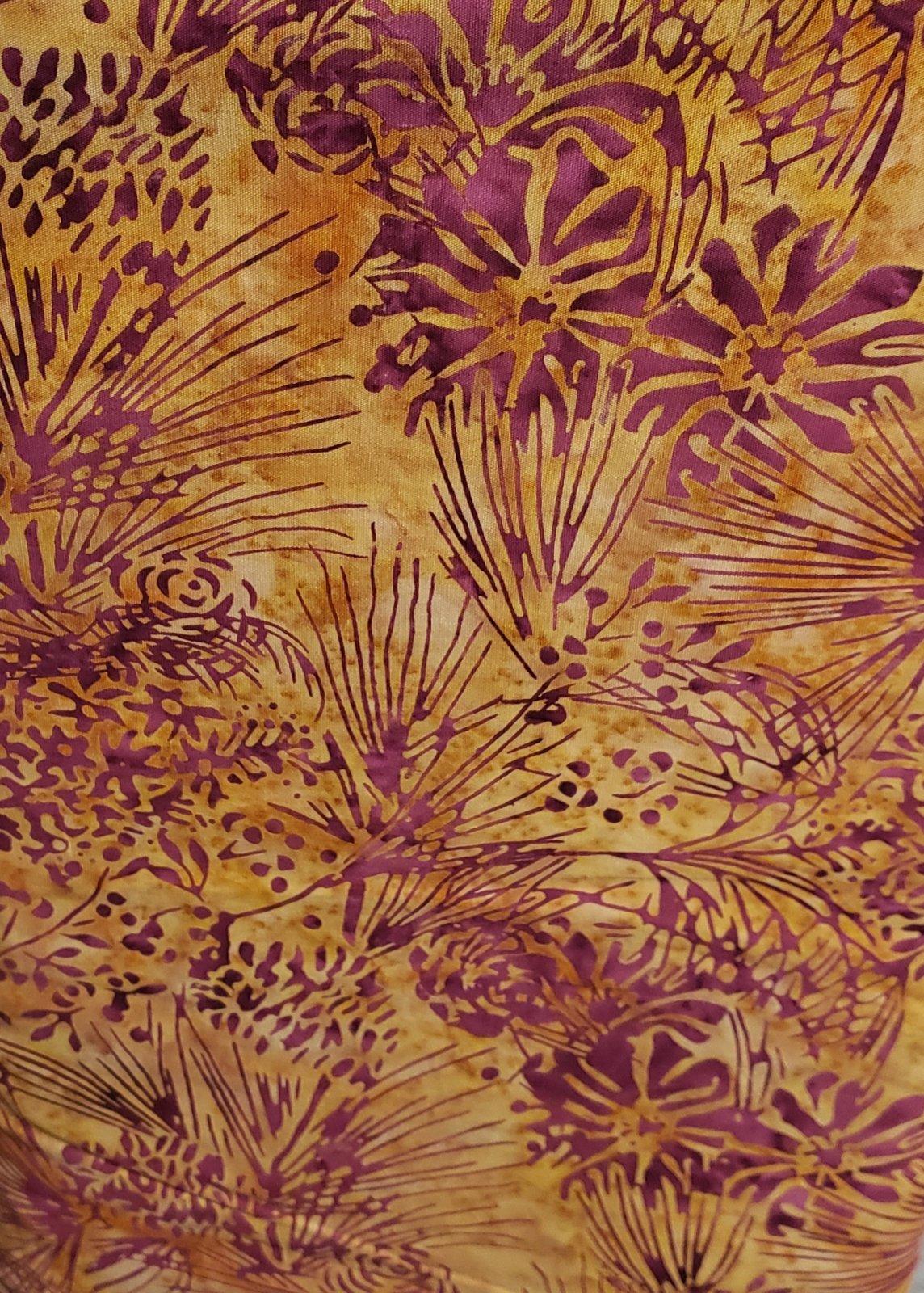 Island Batik Montana Memories SHO5-122033476 Merlot
