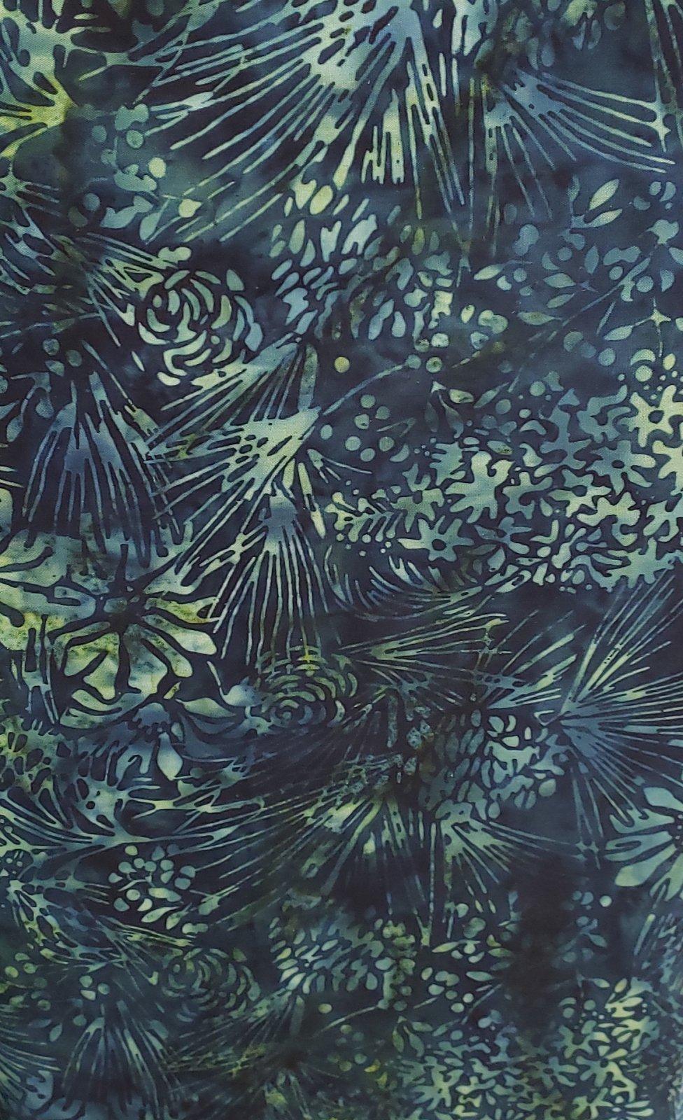 Island Batik Montana Memories SHO5-122013562 Dark Teal