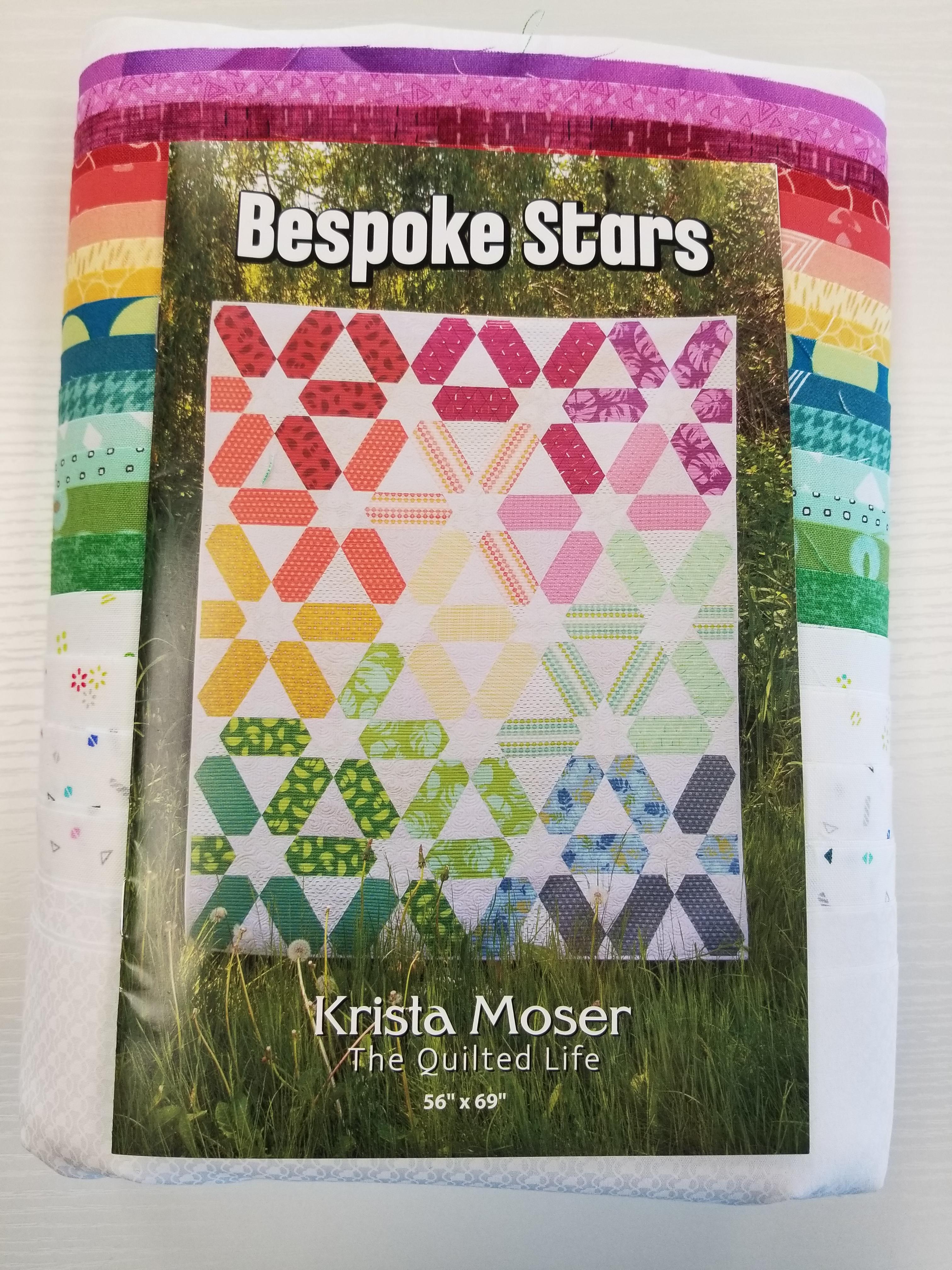 Bespoke Stars Quilt Kit