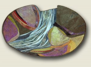 Hilde Morin Bowl Art