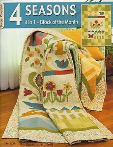 4 Seasons Block of the Month