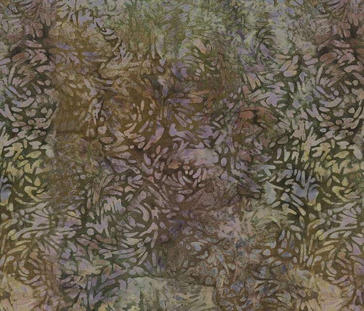 Banyan Batiks - BFFs - Dark Green 81600-79