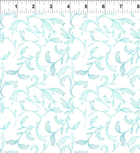 In The Beginning - Patricia - 9PAT1 - Teal Sprigs