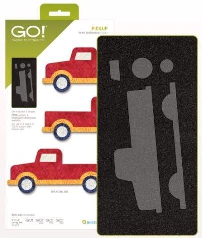 Go! Accuquilt Pickup Die 55187