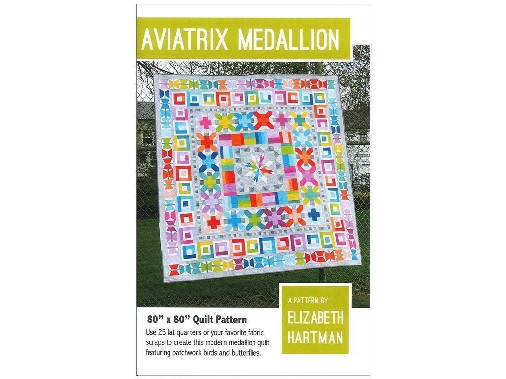 Aviatrix Medallion by Elizabeth Hartman