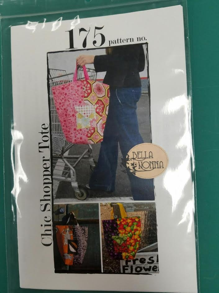 Bella Nonna Chic Shopper Tote #175