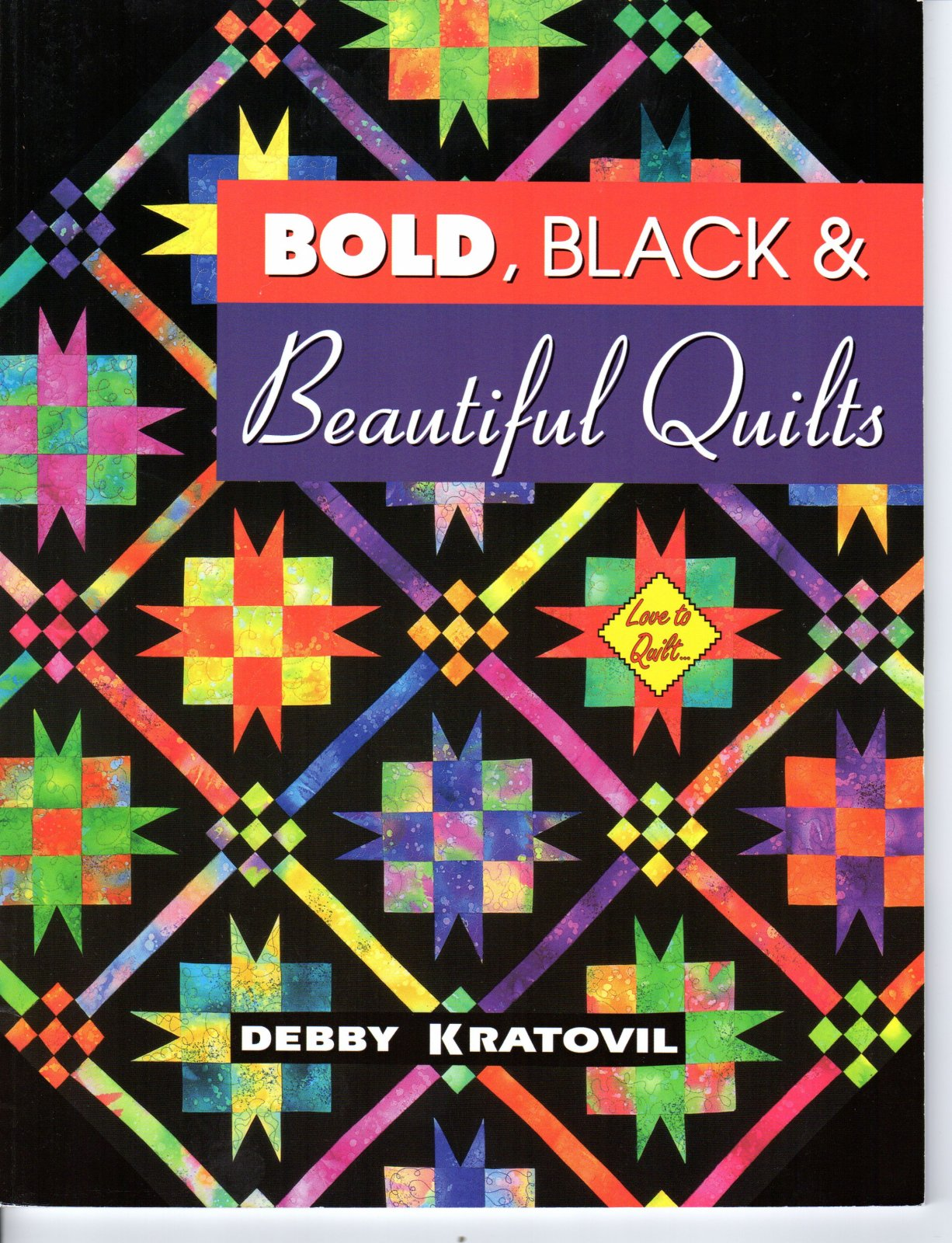 Bold Black & Beautiful Quilts