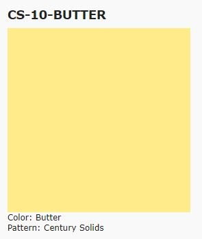 Andover Century Solids, Butter