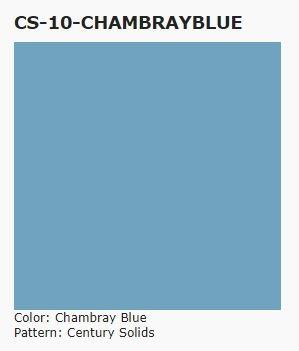 Andover Century Solids, Chambray Blue