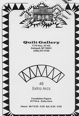 Extra Arcs #1710-A