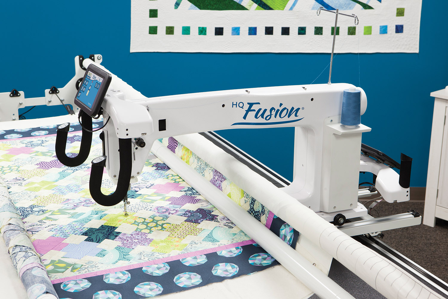 Hand Quilter Fusion
