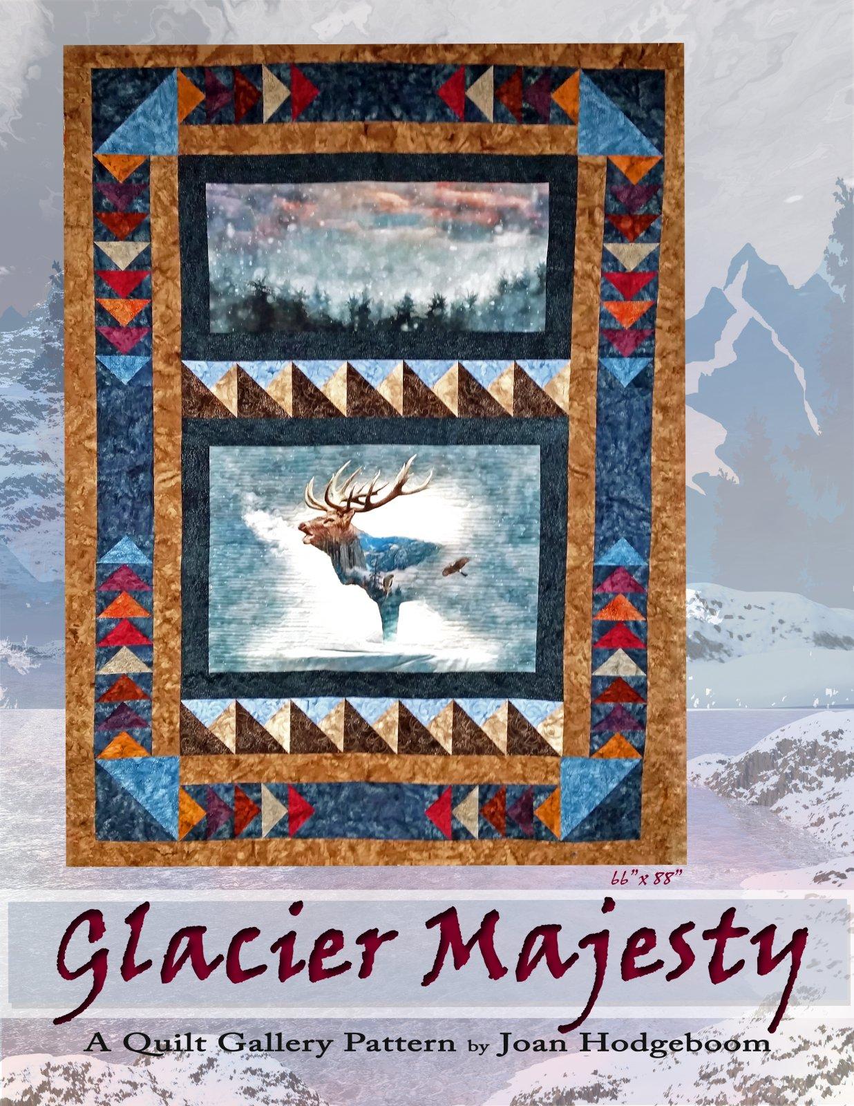 Glacier Majesty Pattern
