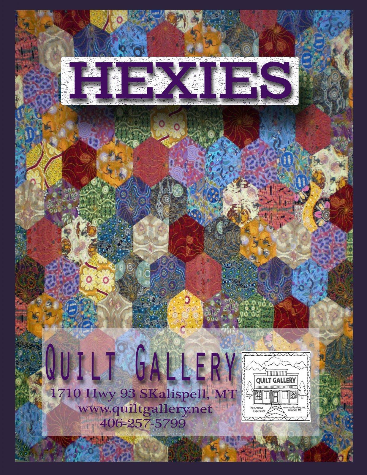 Hexies Pattern