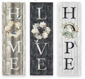 McKenna Ryan Home, Love, Hope Kit