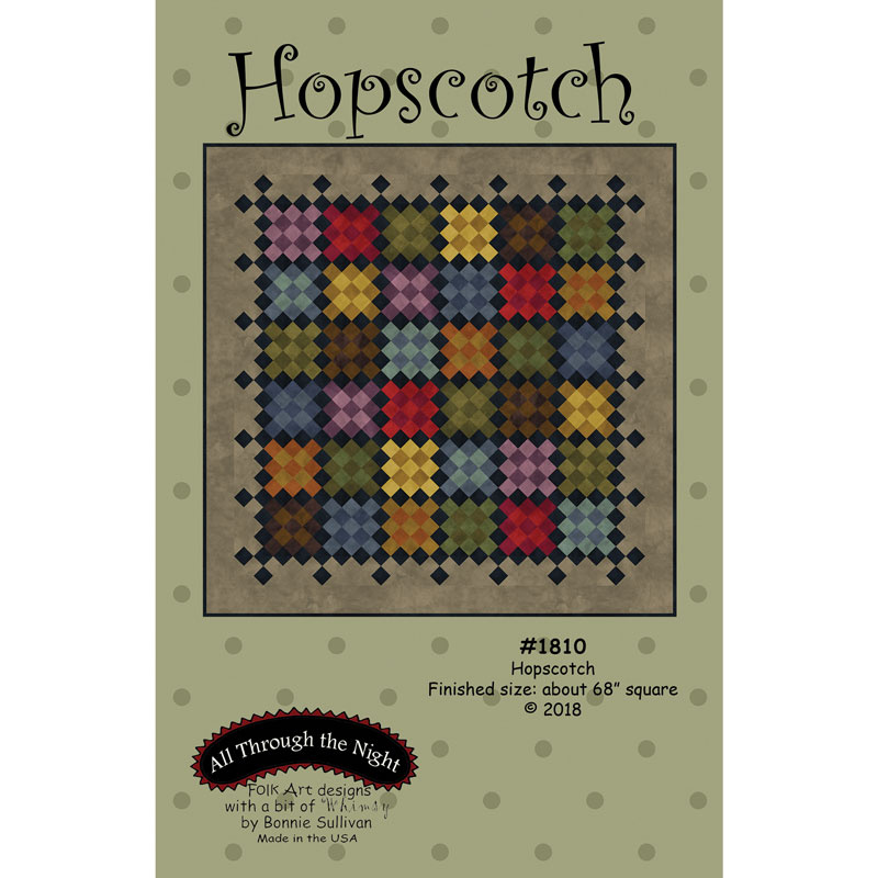 Hopscotch #1810 Pattern