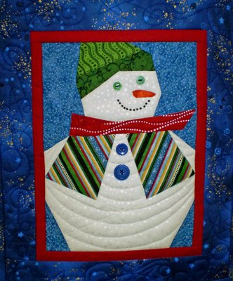 Jolly Snowman Kit