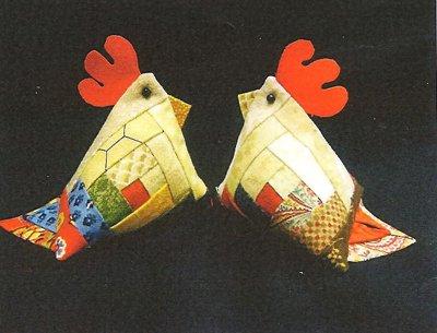 Montana Chicken Pincushion