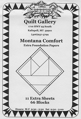 Montana Comfort Extra Foundations