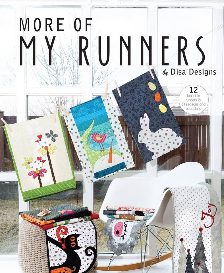 More Of My Runners by Disa Designs