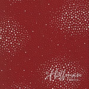 Hoffman P4323-5-Red/Silver