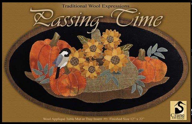 Passing Time Wool Patterns
