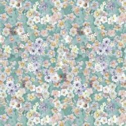 RJR Digiprint - Peacock Walk  RJ2900-TE2D - Flower Bed