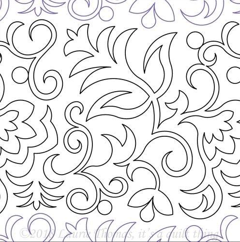 Willow Creek Studio Tapestry Pantograph