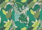 Junglemania Jungle Green