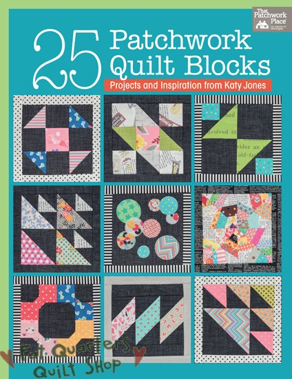 15 Patchwork Quilt Blocks
