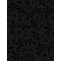 Angel Song Scroll Black