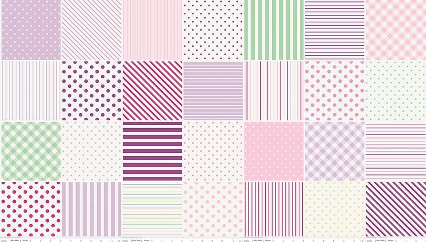C6361-Quilt Block Lilac