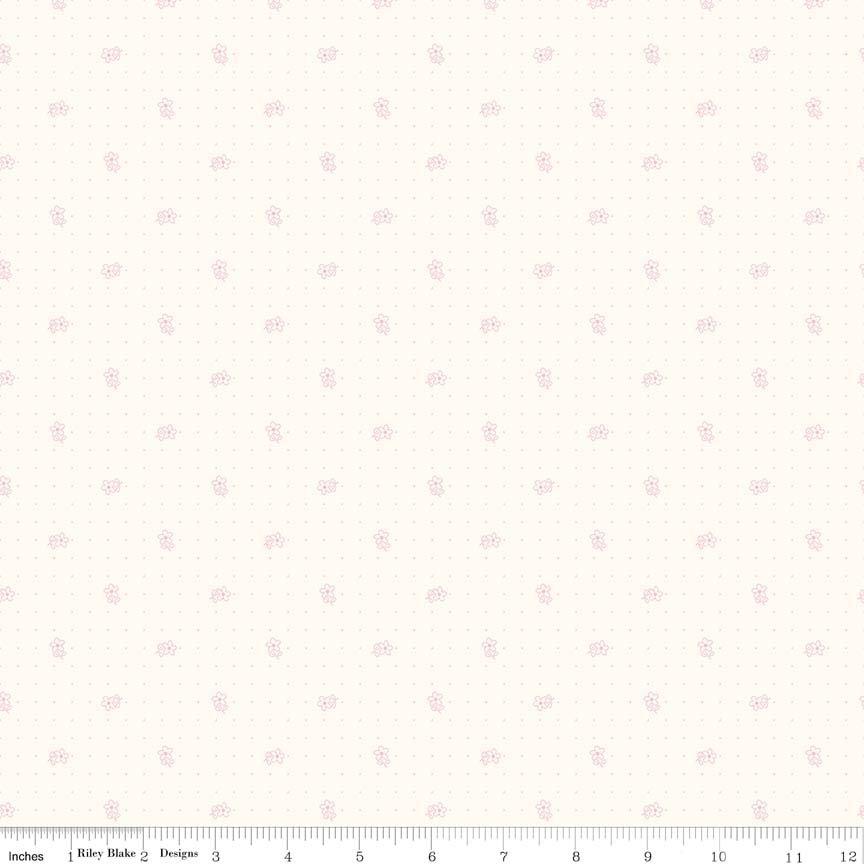 C6380 Tiny Daisy Pink