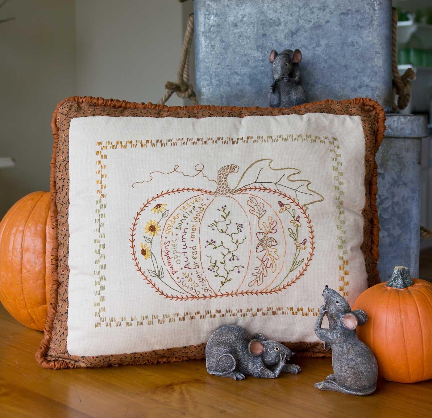 Autumns Harvest Pumpkin