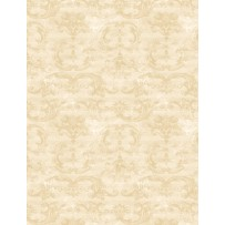 Chateau Damask Cream 1709-112